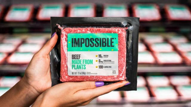 Demand for Impossible Foods' meats growing as people want healthier meat alternatives: CFO