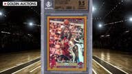 LeBron James rookie card could fetch more than $300K on auction block