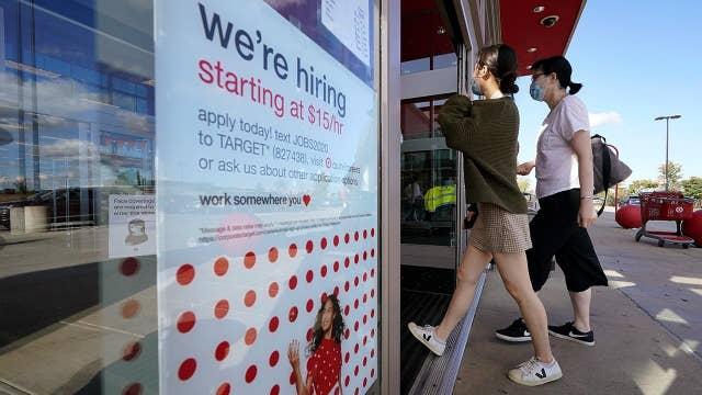 661K jobs added in September, missing expectations