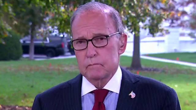 Kudlow on Trump's economic policy: You can't socialize healthcare, mandate wages
