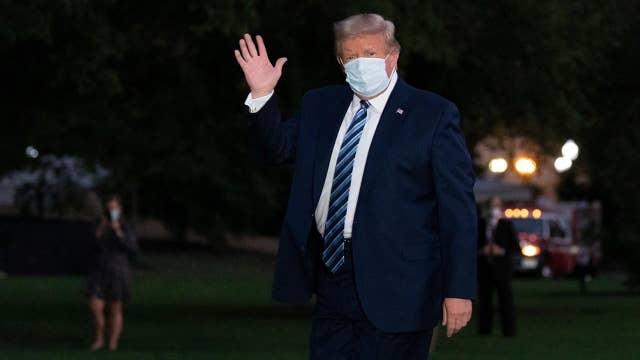 Trump: We're not doing anymore coronavirus lockdowns