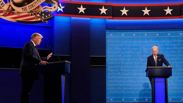 Should next presidential debate moderator be able to mute candidates?