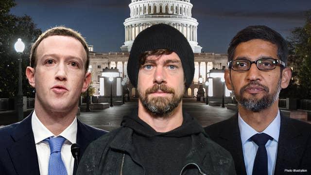 Senate committee holds hearing on Big Tech censorship