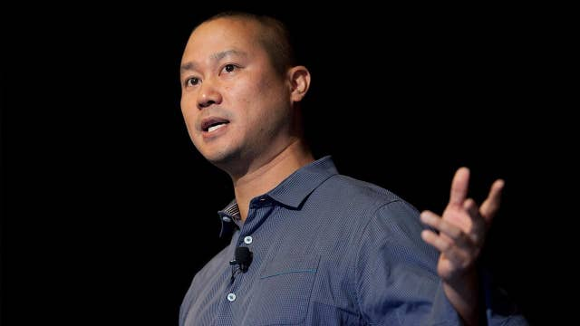 Liz Claman remembers Tony Hsieh