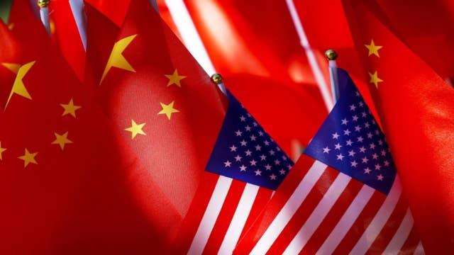US capital shouldn't be used to finance Chinese militarization: Navarro