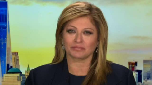 Blue wave would cause 'major selloff' in stock market: Maria Bartiromo