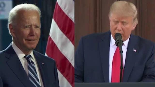 Trump and Biden teams 'need to coordinate' coronavirus response during transition: Leavitt