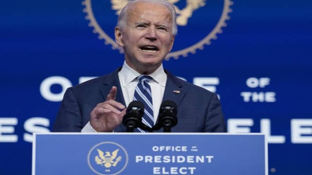 Biden vows to raise federal minimum wage to $15 an hour