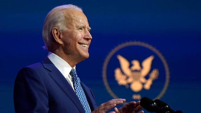 Raising taxes at the top of Biden's priority list: Ex-campaign surrogate