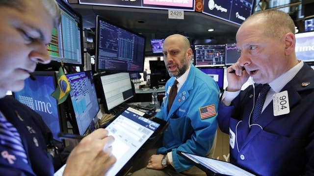 Do markets care more about stimulus than election?