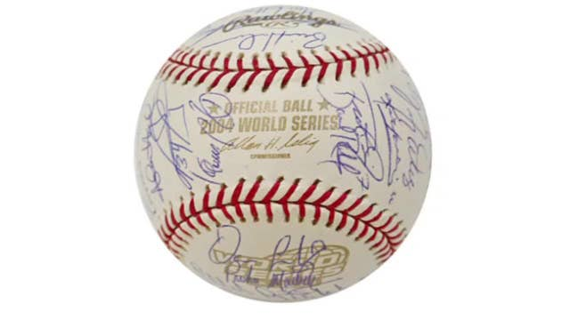 Sports memorabilia industry booming during coronavirus pandemic
