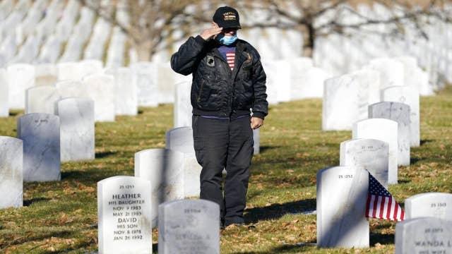 Honoring America's military heroes on Veterans Day