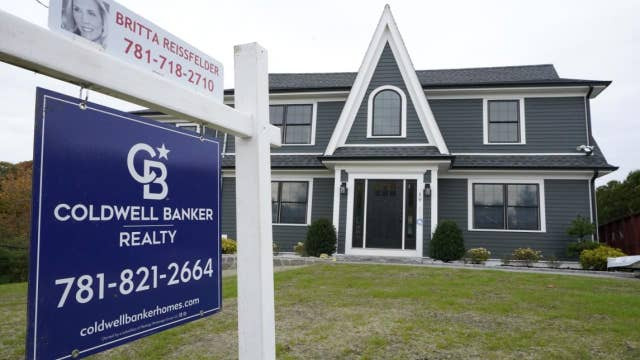 It's a 'sellers' real estate market: National Association of Home Builders CEO