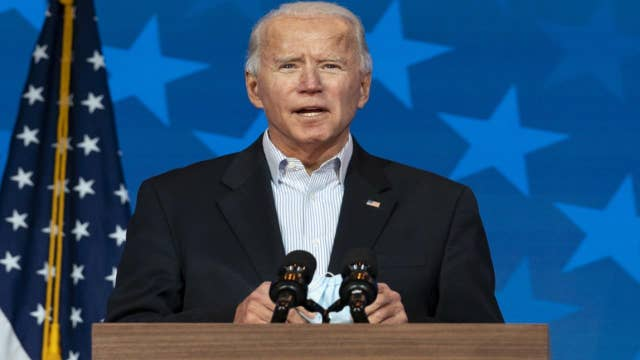 Biden has opportunity to 'step up' on stimulus, business infrastructure if elected: Suzanne Clark