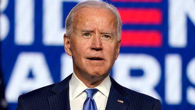 Americans take to streets of nation's capitol following Biden's projected victory