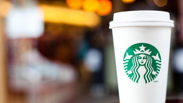 Starbucks to adapt to coronavirus by creating 'walk-thru' stores