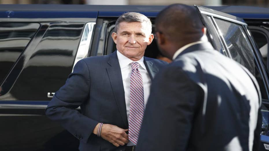 Michael Flynn says he faced 'political persecution of the highest order'