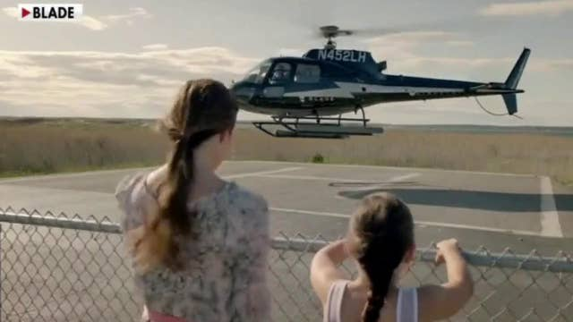 Helicopter taxi company Blade to go public