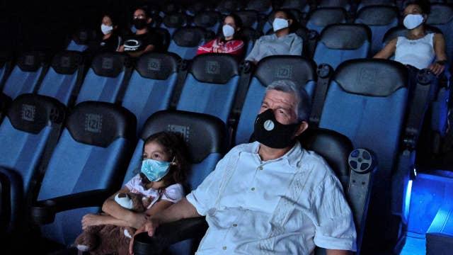 Movie theaters reeling due to coronavirus restrictions