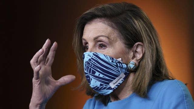 Democrats delay defense bill vote due to stimulus checks battle