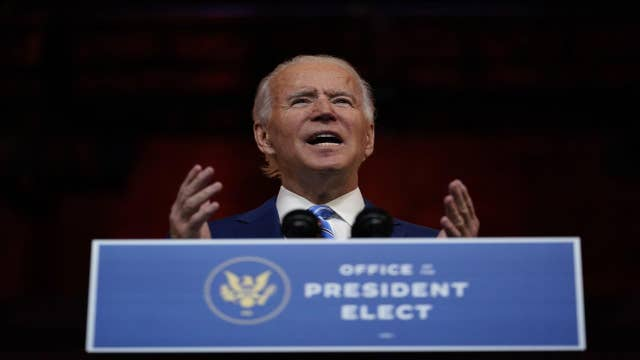 Biden will have a 'conciliatory tone' with China: Gen. Jack Keane