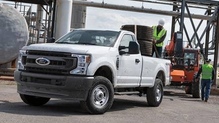 Ford won't make coronavirus vaccine mandatory for workers: Exec