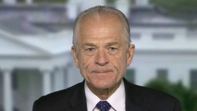EU-China trade agreement is 'a bad deal' for Europe: Navarro