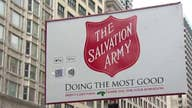 Charities like Salvation Army struggling to get donations amid lockdowns