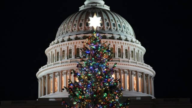 Congress won't leave for Christmas until Americans get some stimulus relief: Rep. Tom Reed