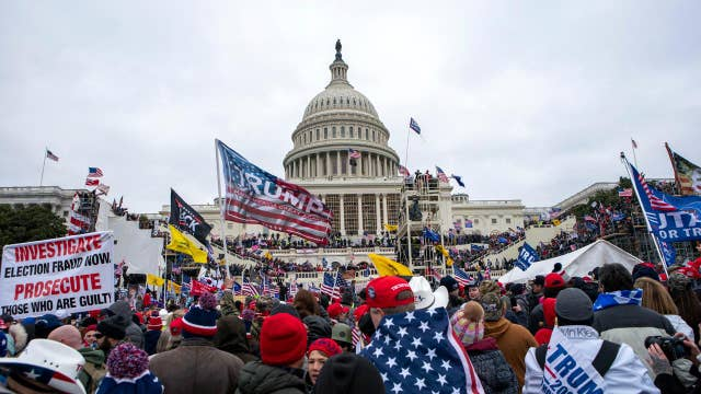 Capitol riots will be used to 'go after' Trump supporters: Ben Domenech