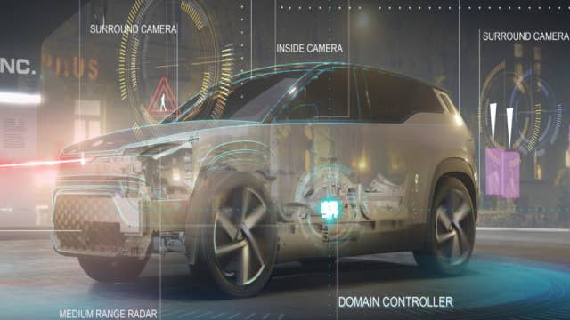 Auto industry going through transformation 'beyond belief': Magna CEO