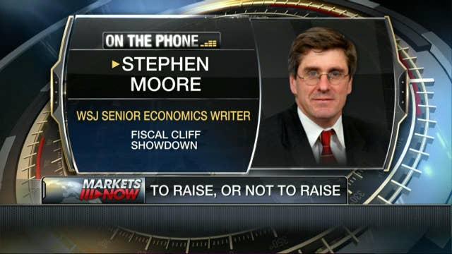 Congress: To Raise Taxes, or Not to Raise
