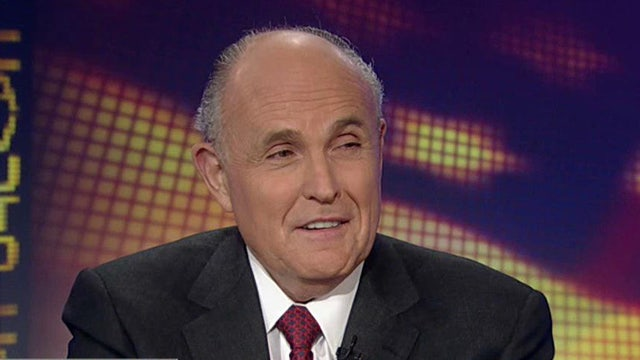 Giuliani: ID Theft is Fastest-Growing Crime in U.S.
