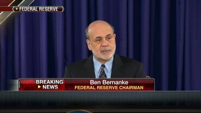 Is the Fed's Forecasted Growth Too High?