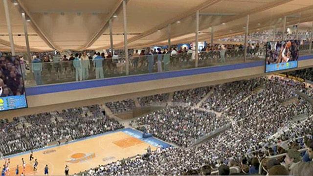Madison Square Garden: Inside Madison Square Garden's New Suites