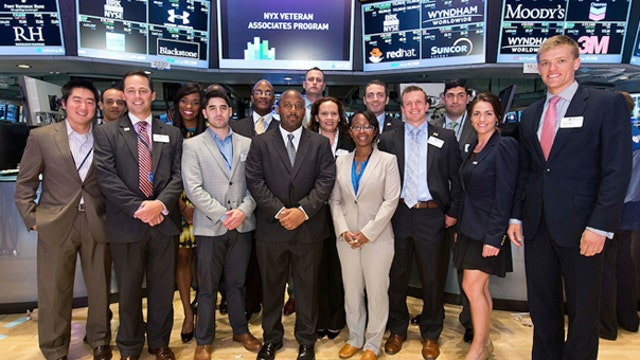 NYSE Euronext Arms Vets with Street Smarts