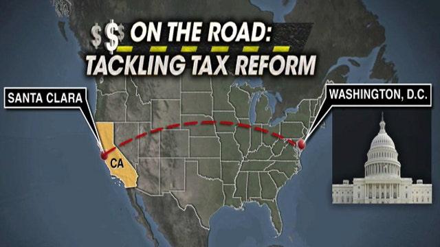Creating Jobs Through Tax Reform