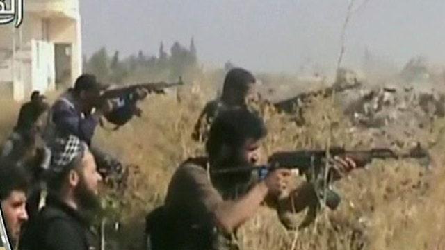 Would Syria Retaliate Against U.S.?