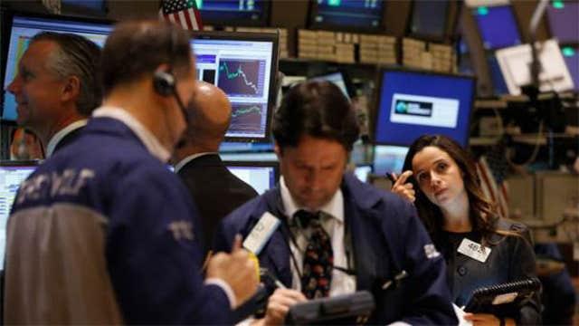 Markets React to Syria