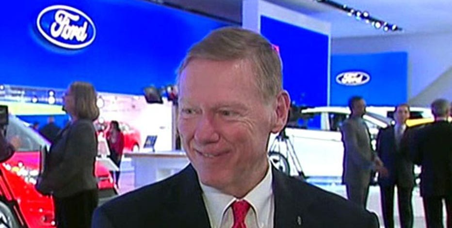 Ford CEO Alan Mulally on the debt-ceiling negotiations and how he believes new Ford leadership will help the company.