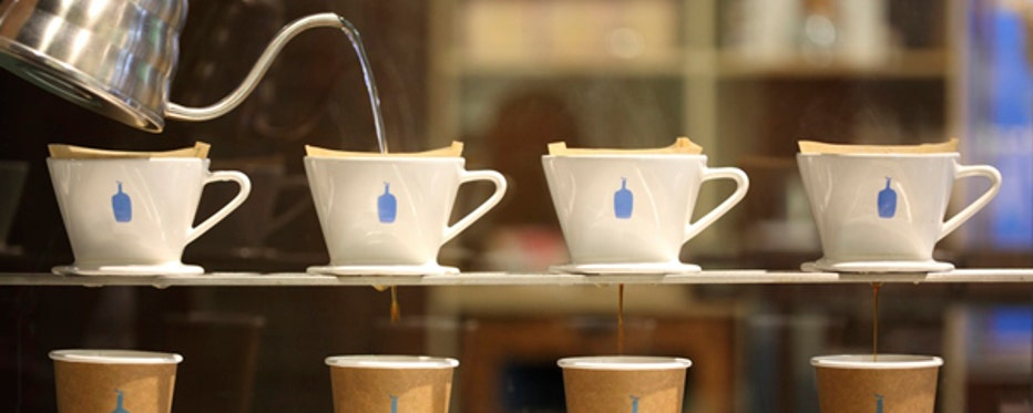 Not quite striking it big as a clarinetist, Blue Bottle founder James Freeman called on his passion to pull him from the daily grind into entrepreneurial success.
