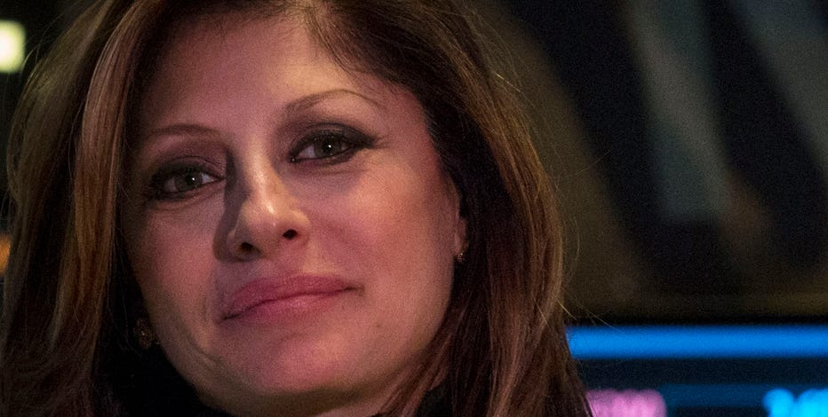 FBN's Adam Shapiro announces veteran financial news anchor Maria Bartiromo will join FOX Business.