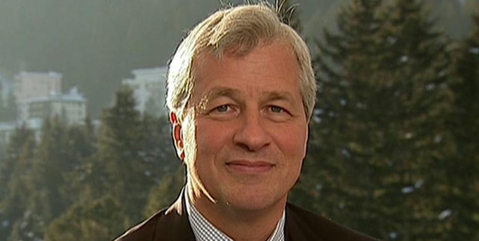 "JPMorgan Chase CEO Jamie Dimon on the future of financial regulation and the impact of the ""London Whale"", and the state of economic growth."