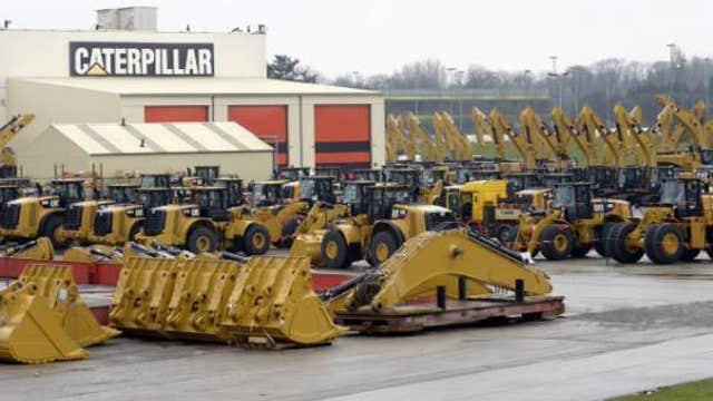 Earnings HQ: FBN's Jo Ling Kent breaks down Caterpillar's fourth-quarter earnings report.
