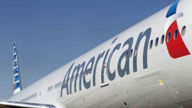 Earnings HQ: FBN's Jo Ling Kent breaks down American Airlines' fourth-quarter earnings report.