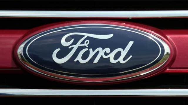 Earnings HQ: FBN's Jo Ling Kent breaks down Ford's fourth-quarter earnings report.