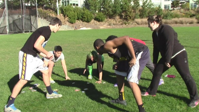 Student funds workout game startup with crowdfunding