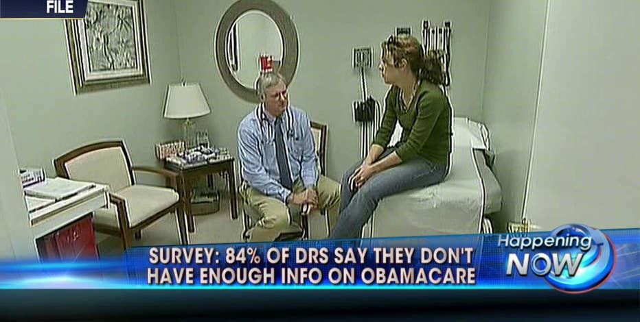 FNC's Jenna Lee and FOXBusiness.com's Kate Rogers on a new survey that finds the vast majority of doctors feel confused about the new requirements under the Affordable Care Act.