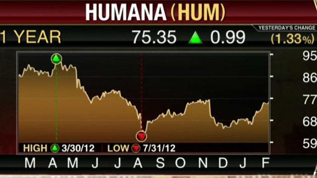 Earnings HQ: FBN's Diane Macedo breaks down HUM's fourth-quarter earnings report.