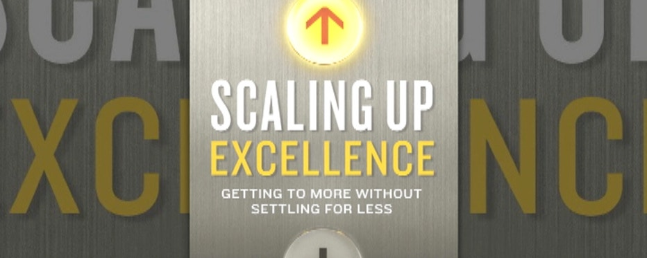 """FOXBusiness.com's Kate Rogers with Robert Sutton, co-author of """"Scaling Up Excellence,"""" on his new book and how to grow your company at the right pace."""